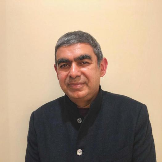 Vishal Sikka profile photo